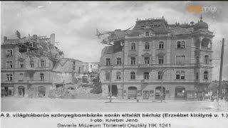 preview picture of video 'Az amerikai légierő támadása Szombathely ellen 1945. március 4-én'