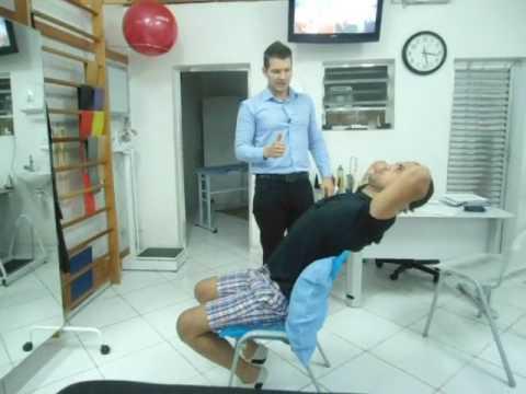 Riabilitazione dopo artroplastica del ginocchio in un danno