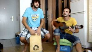 foozoo I´ll be there for you (the Rembrandts Cover)
