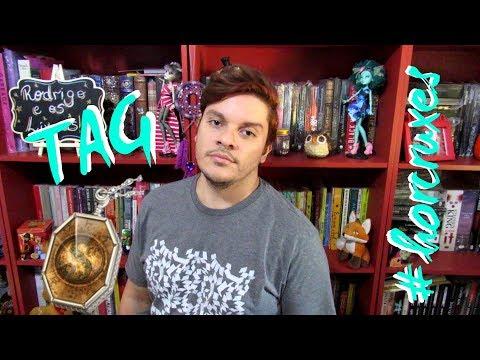 Tag Horcrux Literária | Tags #036