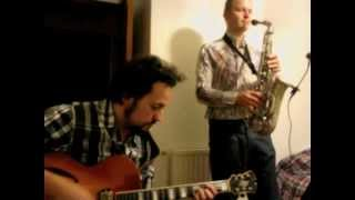 All of me Sax & Guitar Jazz Duo