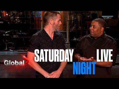 Saturday Night Live 42.19 (Preview 'Chris Pine')