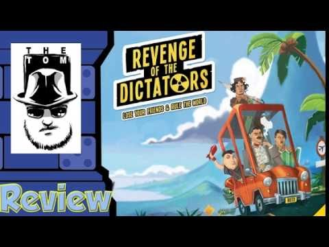 Revenge of the Dictators Review - with Tom Vasel