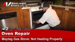 Oven Repair - Not Heating Correctly - Long Bake Times -Whirlpool , Maytag & KitchenAid