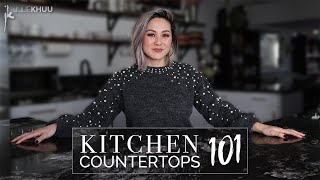 What is best kitchen counter