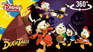 DuckTales | 360 VR-spill - Finn gullmyntene! - Disney Channel Norge