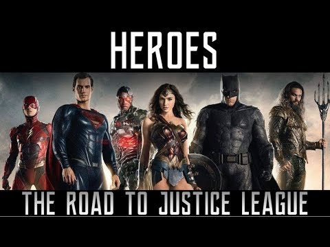 The Road To Justice League: Heroes-Gang of Youths