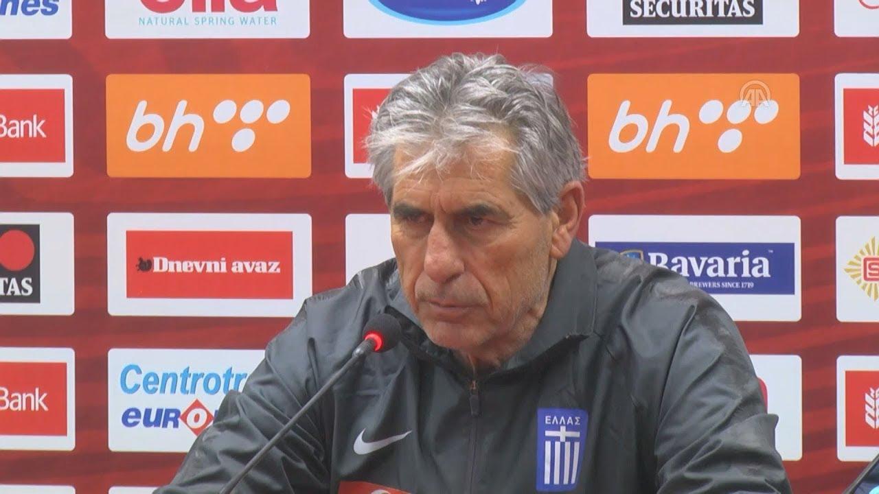 Αναστασιάδης: «Είπα στους παίκτες ότι αδικούσαν τους εαυτούς τους»