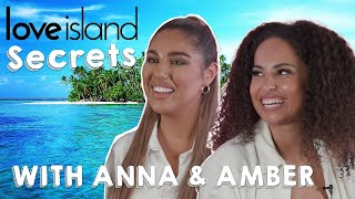 Anna and Amber: 'They said I was going a bit too crazy' | Love Island Secrets