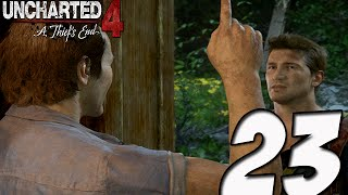 تحميل اغاني Uncharted 4 A Thief's End Gameplay | Part 23 - IT'S GONE? WHAT THE HELL WHO STOLE IT MP3