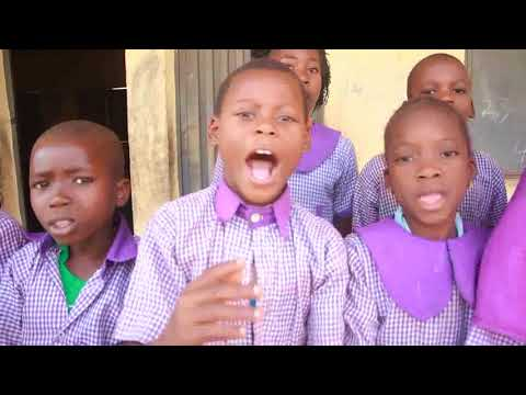 OYO STATE ANTHEM CHORUSED BY PRIMARY SCHOOL PUPILS