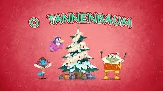 Oh Tannenbaum - Christmas Songs | Songs for kids  | Hogie the Globehopper