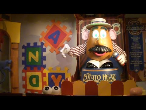 Toy Story Midway Mania!®