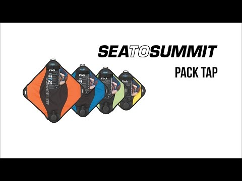 Sea To Summit Pack Tap Tough Water Bladder Instruction Video