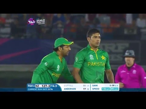 I c new Zealand vs pakistan: match highlight s