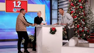 Will Smith, Kate McKinnon, and More in Ellen's Favorite Celebrity Games!