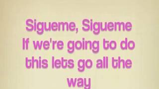 "Feid ""Sigueme"" Female Version (English)"