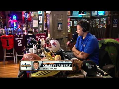 Charley Casserly on the Dan Patrick Show (Full Interview) 8/19/14