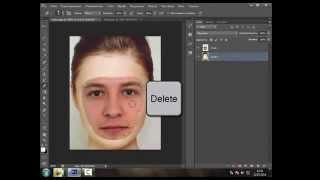 Урок Как заменить лицо в Photoshop