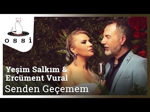 Yeşim Salkım - Senden Geçemem (ft. Ercüment Vural) klip izle