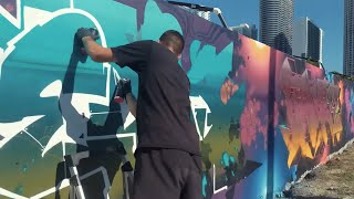 House of Death | Miami Art Basel Graffiti 2019 – Part One