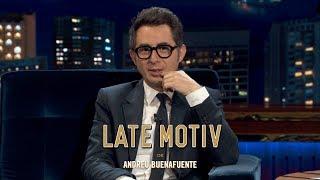 LATE MOTIV -  Consultorio De Berto Romero. La Sabiduría Cárnica  | #LateMotiv550
