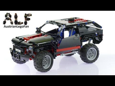 Vidéo LEGO Technic 8081 : Extreme Cruiser
