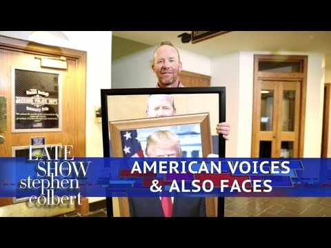 American Voices & Also Faces: Jackson Hole, Wyoming