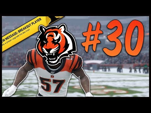Facing off Against the 10-1 Browns! | Madden 20 Cincinnati Bengals Franchise #30