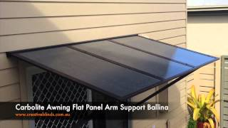 Carbolite Awning Arm Flat Ballina