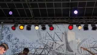 Phosphorescent - A Picture of Our Torn Up Praise, McCarren, Northside Festival, Brooklyn, NY 6/15/13