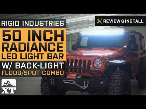 Search result youtube video rigidlightbar shop this rigid industries 50 radiance led light bar httpterrain2v8g2qw subscribe for daily jeep videos httpterrainsubscribextyt this rigid aloadofball Image collections