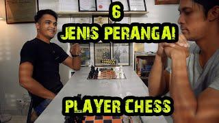 6 JENIS PERANGAI PLAYER!