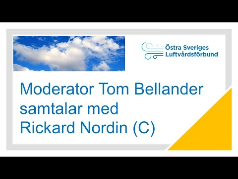Politiken och luftvårdsarbetet -hur går det? video thumbnail.