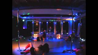 Pole Dancing Routine to Freak Me, Another Level. Poleminx Drop In & Dance class
