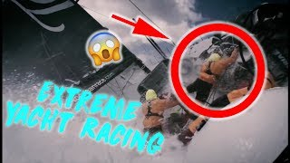 Best of Volvo Ocean Race 2018 - Extreme Yacht Racing
