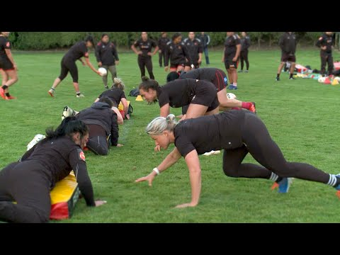 Rugby coaching - Preview of our latest series with the Waikato Women's team
