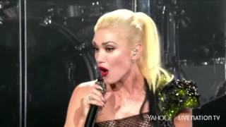 What You Waiting For ~ Gwen Stefani Live TIWTTFL Tour Xfinity Center Mansfield, MA