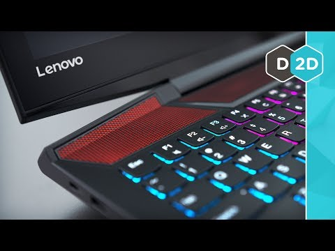 Lenovo Y720 Review – Their Cheapest Gaming Laptop with a GTX 1060!