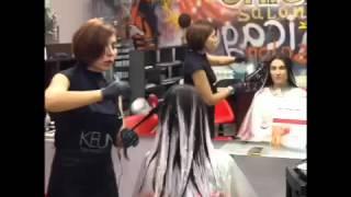 Внеси тёплые переливы цвета в свои волосы!Роскошные шатенки)))