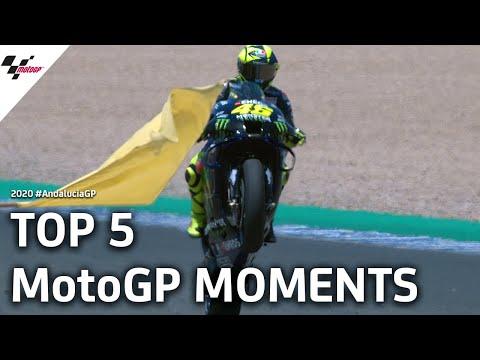 MotoGP アンダルシアGP ハイライト動画