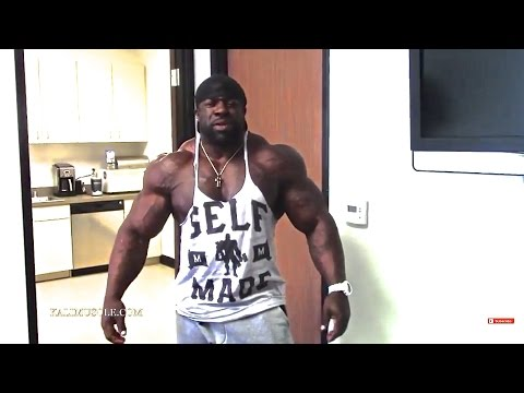How To Cut Tank Tops Into Stringers w/ Kali Muscle
