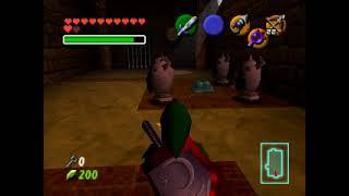 Legend of Zelda: Ocarina of Time #13
