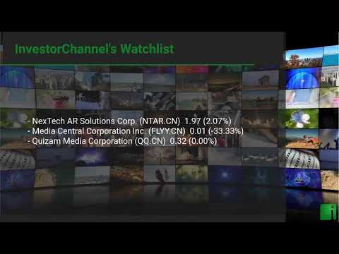 InvestorChannel's Media Watchlist Update for Wednesday, Se ... Thumbnail