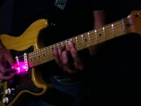 מפרט חכם - כלי לאימון גיטרה