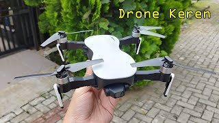 JJRC X12 Drone GPS Brushless Kamera Gimbal 3 Axis - Giveaway