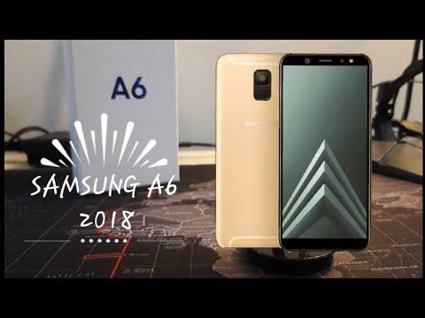 รีวิว Samsung galaxy A6 (2018) น่าใช้ไหมมาชมกันๆ (TH)