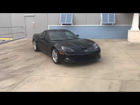 Video of '07 Corvette Z06 - MAJO