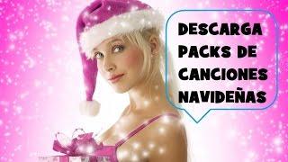 Canciones Navideñas (Descarga pack)