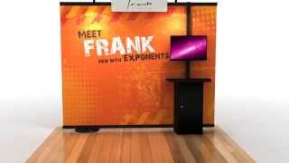 Set Up Guide For Frank™ Exhibition Stand/ Display Stand
